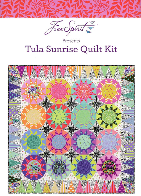 Sunrise Quilt Kit