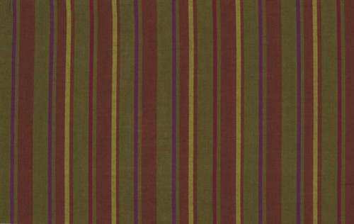 Kaffe Fassett Wovens Alternating Stripe Khaki