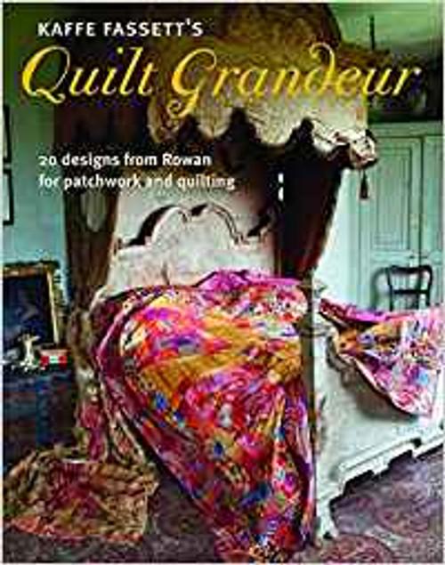 Quilt Grandeur, Kaffe Fassett book