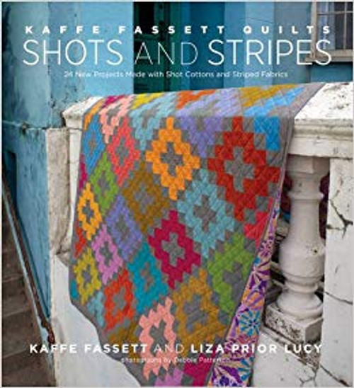 Shots and Stripes Kaffe Fassett