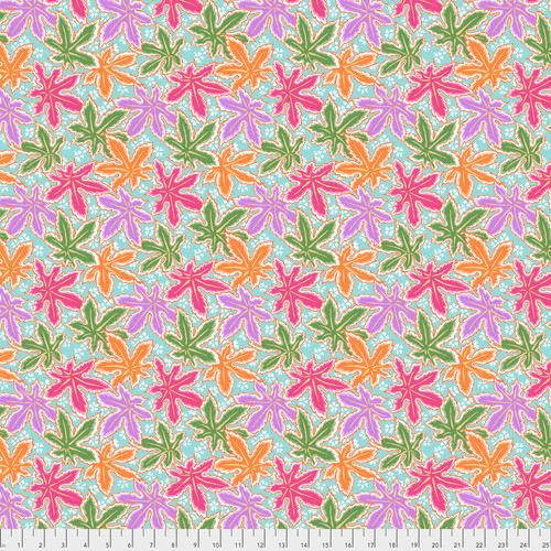 Philip Jacobs Kaffe Fassett Collective Lacy Leaf Pastel