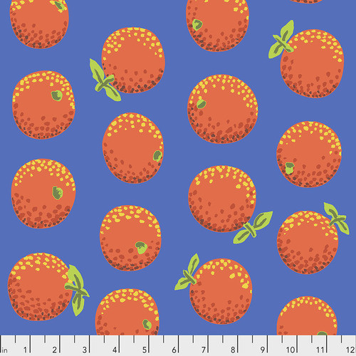 Oranges - Orange Kaffe Fassett