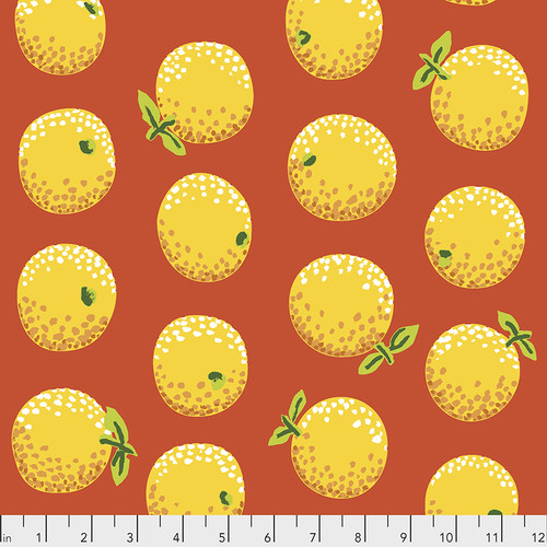 Oranges - Yellow Kaffe Fassett