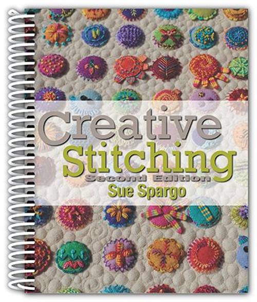 Creative Stitching ~ Second Edition