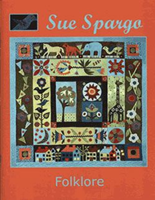 Folklore booklet by Sue Spargo