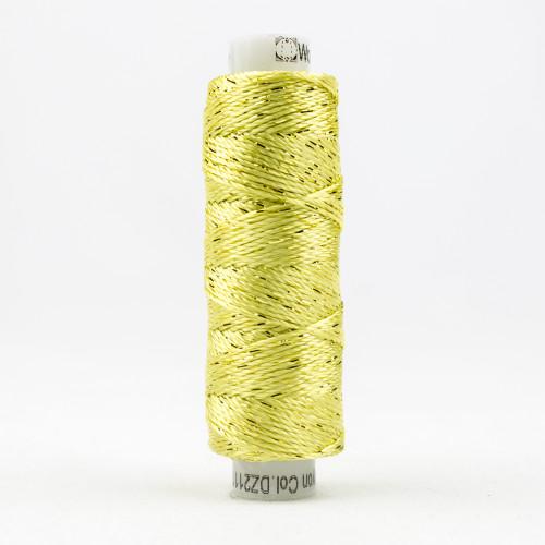 SUE SPARGO DAZZLE-LIMELIGHT-8wt Metallic Rayon