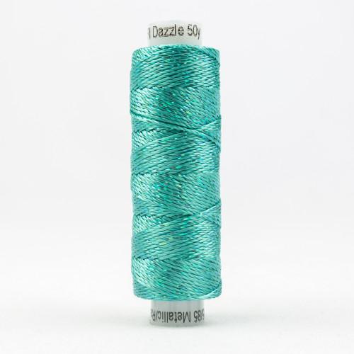 SUE SPARGO DAZZLE-COCKATOO-8wt Metallic Rayon