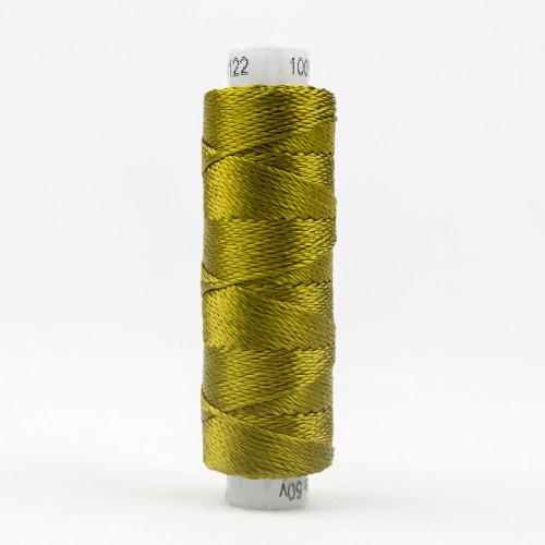 SUE SPARGO RAZZLE-ECRU OLIVE-8wt 6-ply 100% Rayon