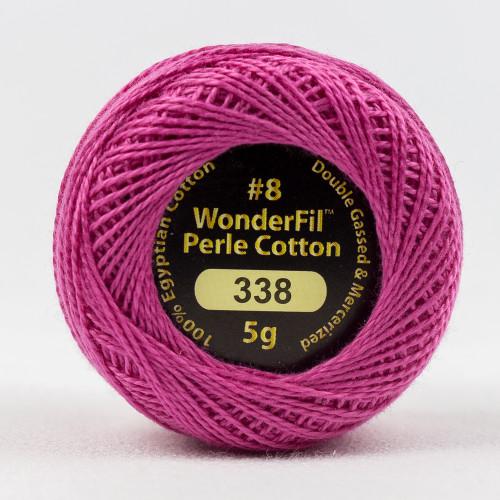 AZALEA-#8 Perle cotton, 2-ply 100% long staple Egyptian cotton (EL5G-338)