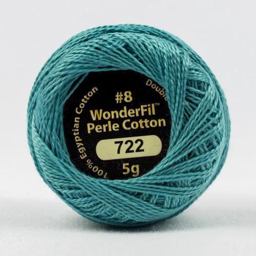 BATTLESHIP-#8 Perle cotton, 2-ply 100% long staple Egyptian cotton (EL5G-11)