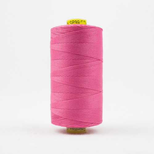 WONDERFIL SPAGETTI-CARNATION-12wt 3-ply Double-Gassed Egyptian cotton. (SP4-39)