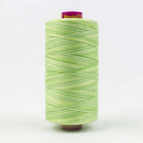 WONDERFIL FRUITTI-LIME-12wt 3-ply Double-Gassed Egyptian cotton. (FT4-28)