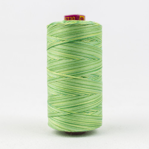 WONDERFIL FRUITTI-LEAVES-12wt 3-ply Double-Gassed Egyptian cotton. (FT4-30)