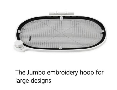 Bernina Jumbo Embroidery Hoop