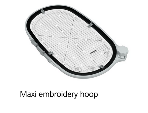 Bernina Maxi Embroidery Hoop