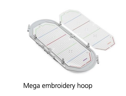 Bernina Mega Embroidery Hoop