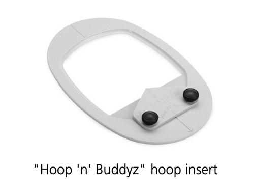 """""""Hoop n Buddz"""" Hoop Insert"""