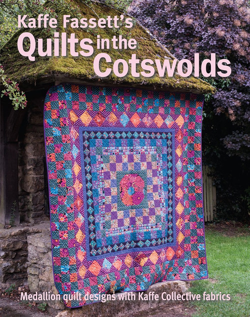 Quilts in the Cotswolds Kaffe Fassett