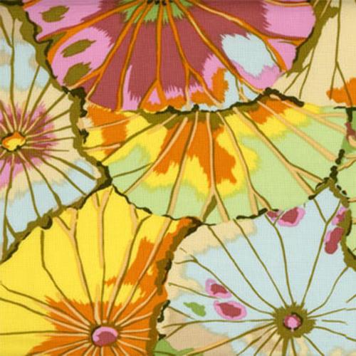 Lotus Leaf Kaffe Fassett Classic Colour: Jade