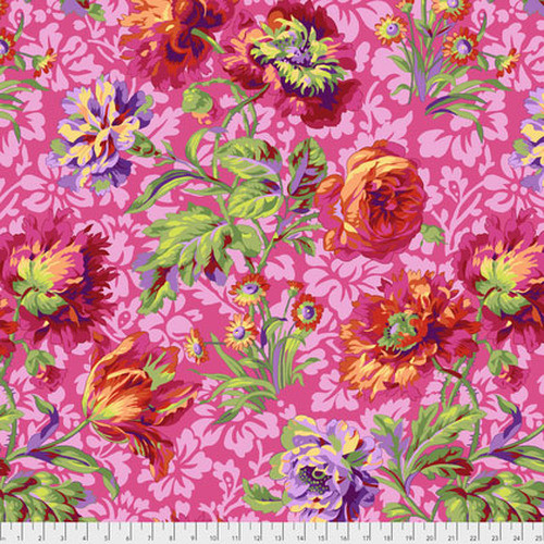 Baroque Floral - Red, Philip Jacobs