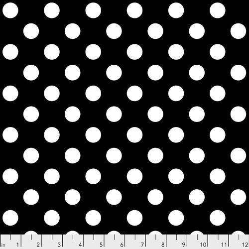 Linework - Pom Poms Ink, per 1/2 yard