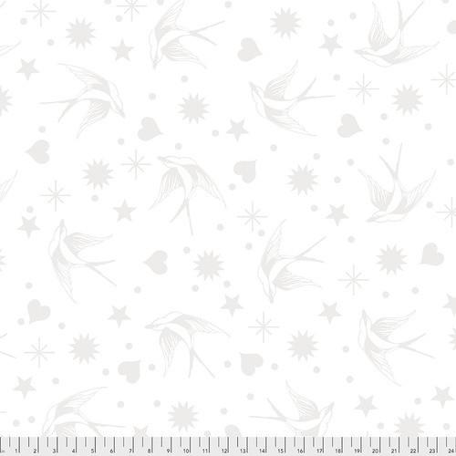 Linework - Fairy Flakes Paper, per 1/2 yard