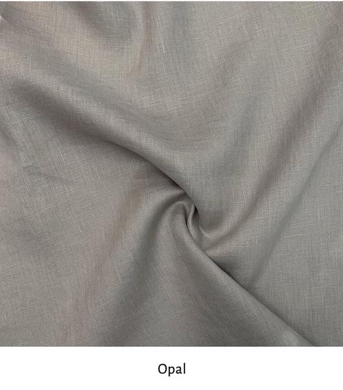 Linen colour: opal
