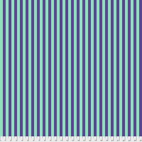 Tula Pink Tent Stripe Iris