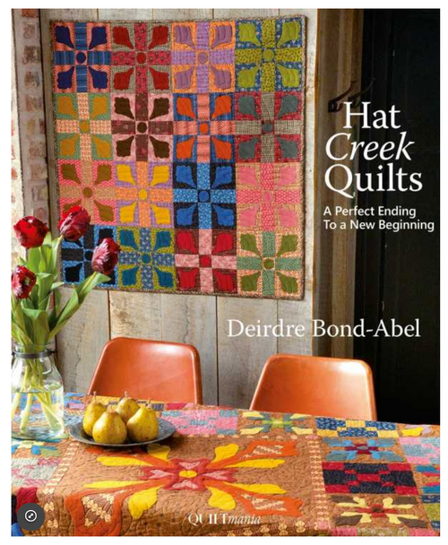 Hat Creek Quilts by Dierdre Bond