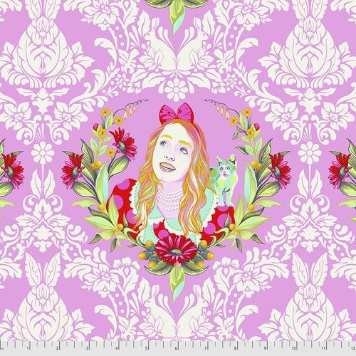Tula Pink, Curiouser & Curiouser, Wonder - Alice