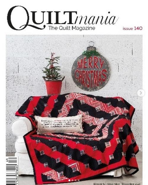 QuiltMANIA #140
