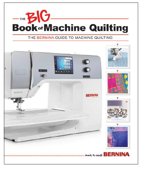 Bernina Big Book of Quilting