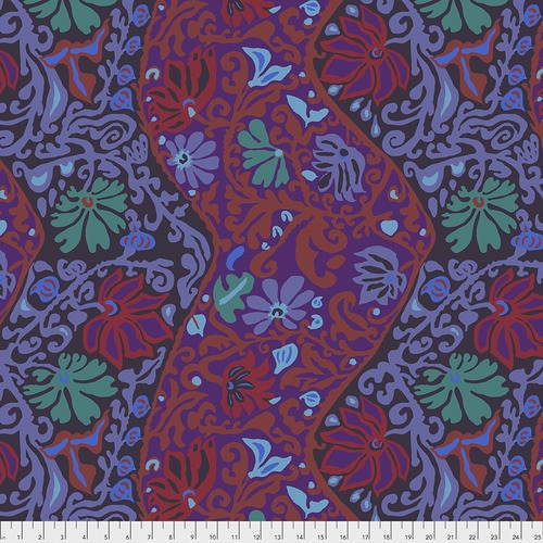 Bali Brocade -Purple Brandon Mably BM069