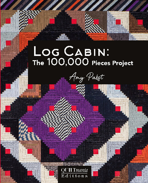 Log Cabin, The 1000 Pieces Project