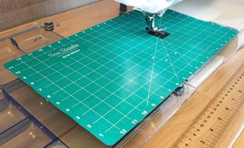 Sew Steady 12in x 20 in Grid Glider  # SST-GRIDGLID From Dream World Northwest In Machine Tables
