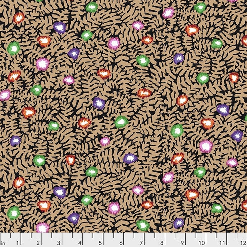 Moss Flower - OCHRE Kaffe Fassett PWGP184