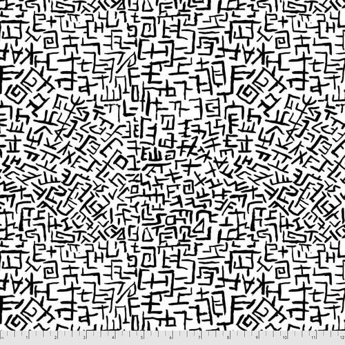 Amaze - White Brandon Mably, Kaffe Fassett Collective PWBM078.WHITE