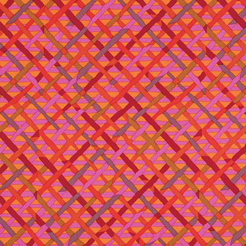 Mad Plaid Brandon Mably Colour: RED