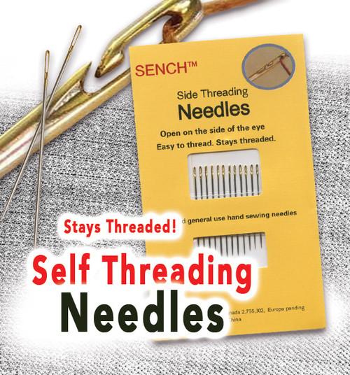 Sench, Side Threading Needles