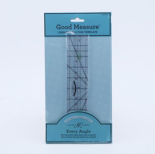 Good Measure Amanda Murphy Every Angle Ruler