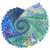 """Classics - Design Roll(2.5"""" x 42-44"""") - Ocean Kaffe Fassett Collective"""