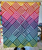 Fabric Pack for Tula Pink's Interwoven Quilt Kit, Throw Size  Top Only