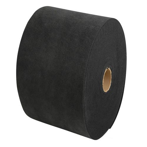 """C.E. Smith Carpet Roll - Black - 11""""W x 12'L"""