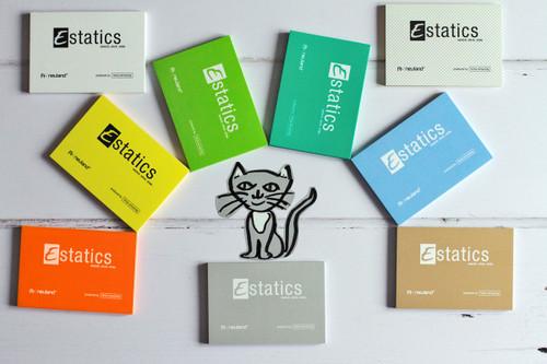 Estatics M Electrostatic Adhesive Pads