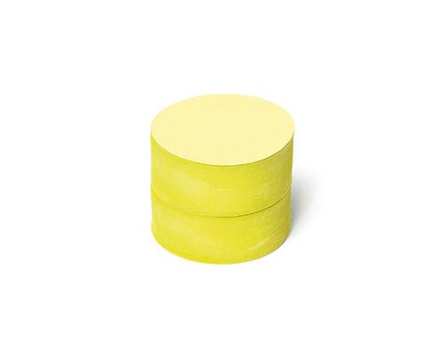 Pin-It Cards, small circular, 500 sheets, single colours
