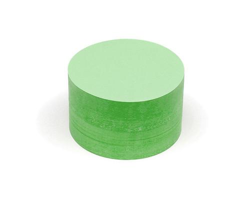 Pin-It Cards, medium circular, 500 sheets, single colours