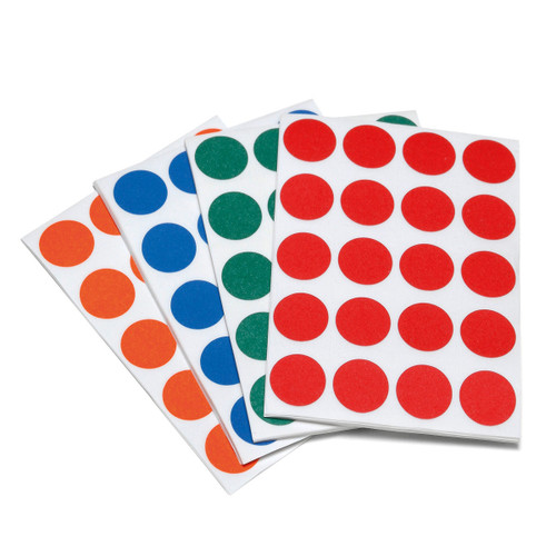 Marking Dots – assorted colours