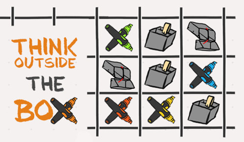 June Special: Think Outside The Box