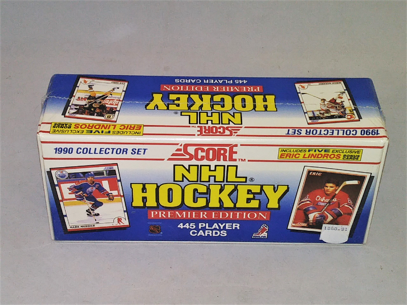 Hockey Factory Sets
