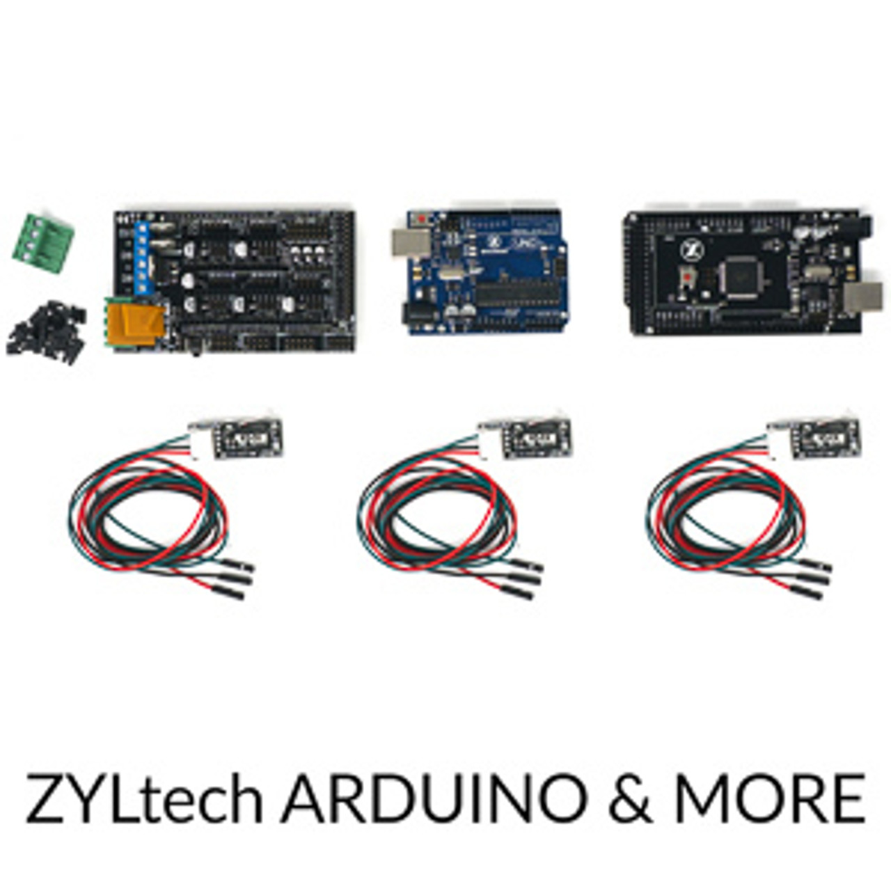 ZYLtech Arduino and more